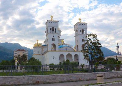 27.05.17 | Auf Entdeckungstour in Montenegro - Kirche in Rab