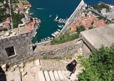 29.05.17 | Kotor - Blick vom Castell