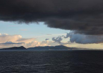 Die kroatische Küste - wir nähern uns Dubrovnik
