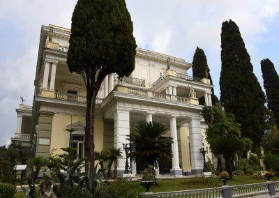 Achilleion - der Sommerpalast von Kaiserin Sissi