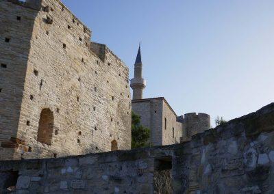 Die Festung von Çesme