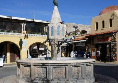 Altstadt von Rhodos