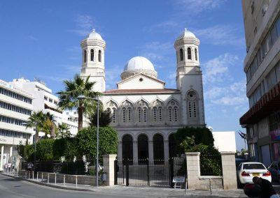 Die orthodoxe Kirche in Limassol