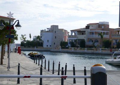 Elegantes Marina in Limassol