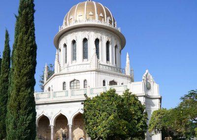 Haifa von seiner schönen Seite