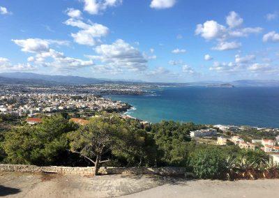 Kreta die Ferieninsel am 21. November