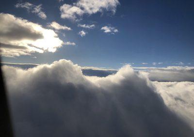 16.01.18 | Sturmtief Evi über der Schweiz
