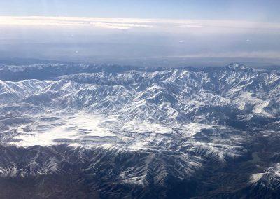 16.01.18 | Ein Jetstream lässt uns über Marokko fliegen