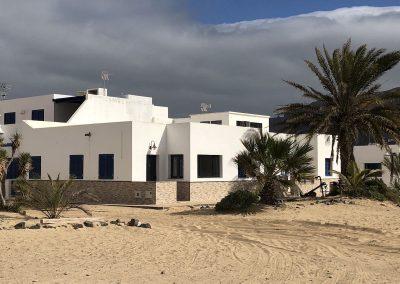Nur Sand, kein Asphalt - La Graciosa
