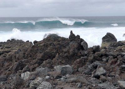 Lanzarote und seine wilde Westküste