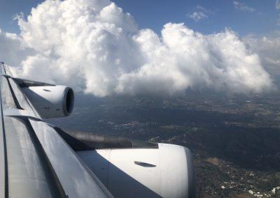 31.01.20 | Im Sinkflug nach San José