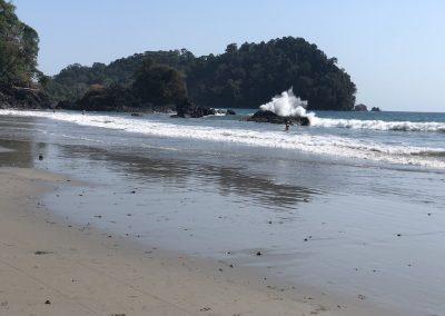 12.02.20 | Der Strand von Manuel Antonio